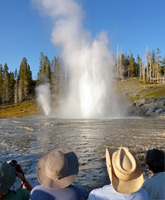 Yellowstone and Tetons Family trips